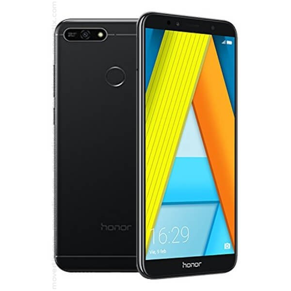Honor 7A 32GB DS crni