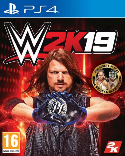 WWE 2K19 Standard Edition PS4 - AKCIJA